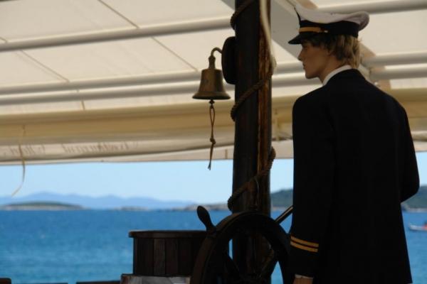Mladi kapetan za kormilom 'Starog kapetana'