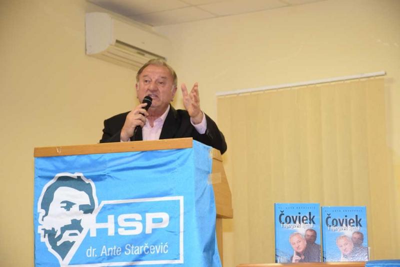 Anto Kovačević - emotivan govor o vlastitom progonu tijekom komunizma