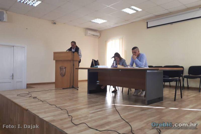 Izravan prijenos 23. sjednice Općinskog vijeća - Orebić