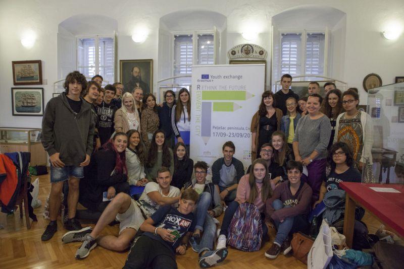 Erasmus+ projekt ''Promisli budućnost-Izmisli grad'' proglašen primjerom dobre prakse