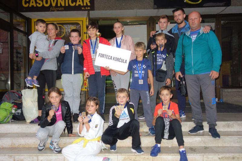 Taekwondo klub Forteca