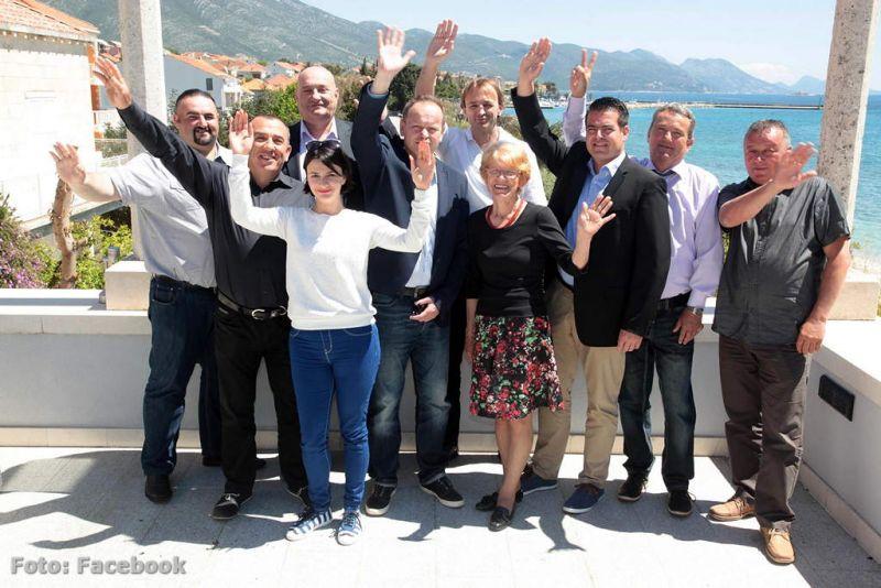 Postizborno priopćenje koalicije 'Nastavimo zajedno' - pobjednika održanih lokalnih izbora