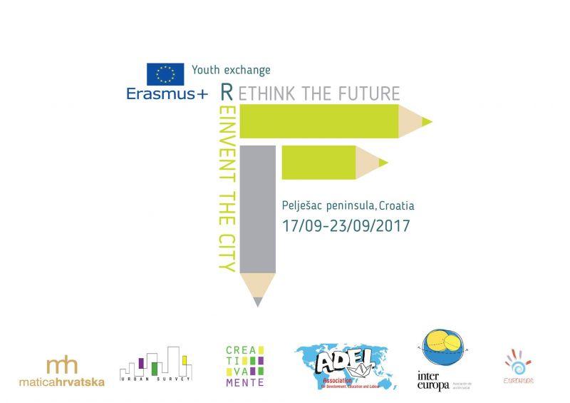 Poziv mladima: Sudjelujte na Erasmus+ projektu razmjene mladih na Pelješcu od 17. - 23.09.