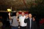 Proslava u stožeru HSP - AS u restoranu Piccolo