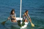 Probna plovidba brodom 'Orebić'