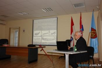 Predavanje dr. Roka Markovine u Orebiću