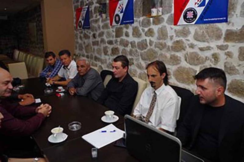 S predizborne klauzure A-HSP-a u Makarskoj