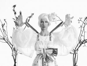 Otvorenje izložbe kostimografkinje i modne dizajnerice Dženise Pecotić u Anuncijati