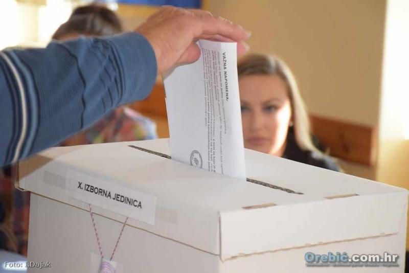 Parlamentarni izbori 2015. u Orebiću