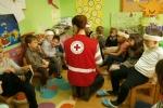 Održana radionica za predškolce pod nazivom 'Prva pomoć - sam u kući'