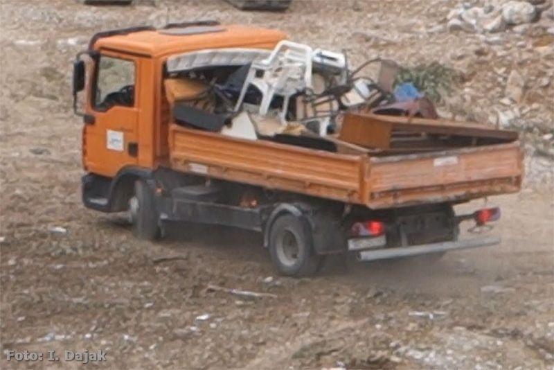 Ilustracija - odvoz krupnog otpada 2019.
