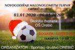 Sutra kreće tradicionalni novogodišnji malonogometni turnir Orebić 2020