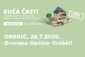 Informativna radionica o bespovratnim sredstvima za energetsku obnovu obiteljskih kuća u Orebiću!