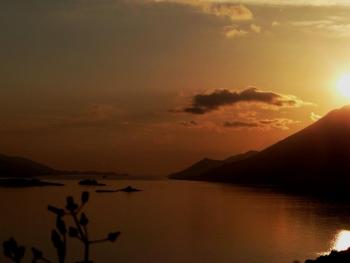 Još jedan zalazak sunca iz Borja