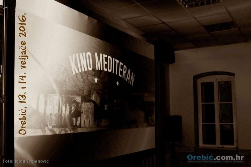 'veliko' platno ponovo u Orebiću