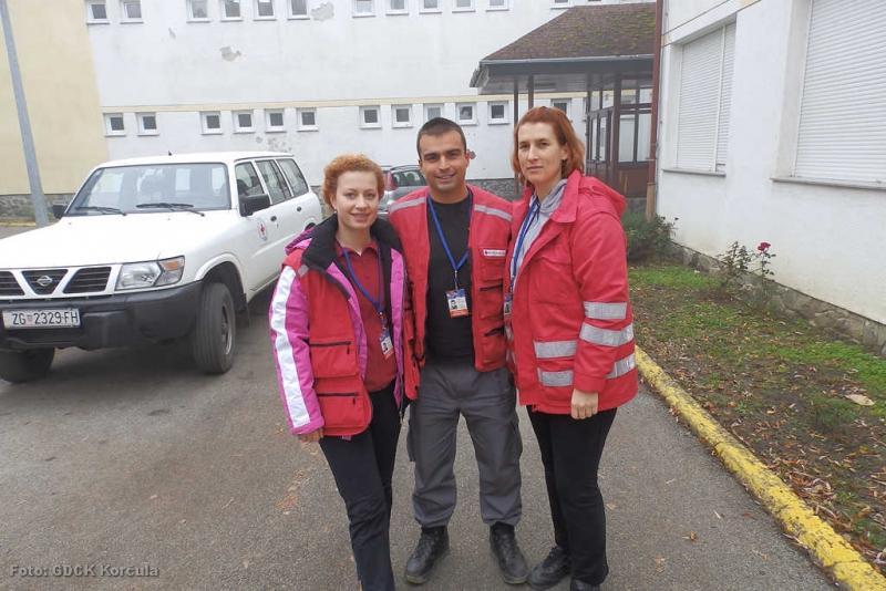 Pripadnici GDCK u Slavonskom Brodu