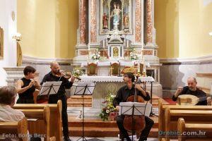 Održan koncert ansambla ''Il terzo suono'' u Orebiću