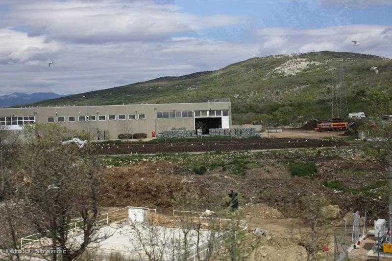 Postrojenje za obradu otpada na Krku