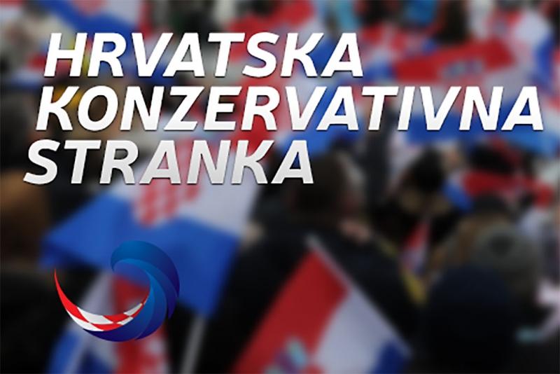 Predizborni skup HKS-a u četvrtak u Orebiću