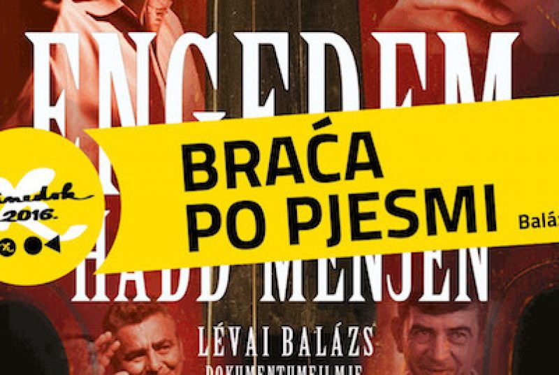 Detalj plakata filma