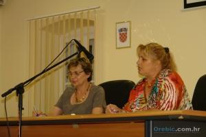 Predsjednica Općinskog vijeća Marija Mrgudić