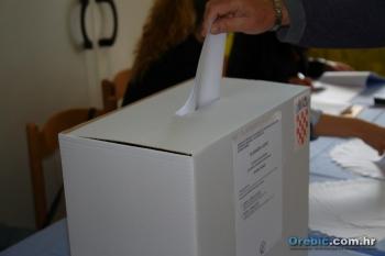 Glasanje u Orebiću