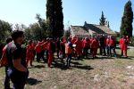 Ilustracija: s vježbe HGSS-a u Orebiću