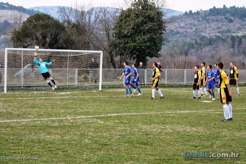 S utakmice Grk:Žrnovo
