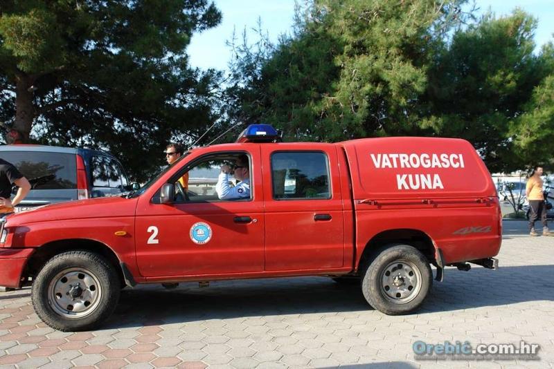 Kunovski vatrogasci