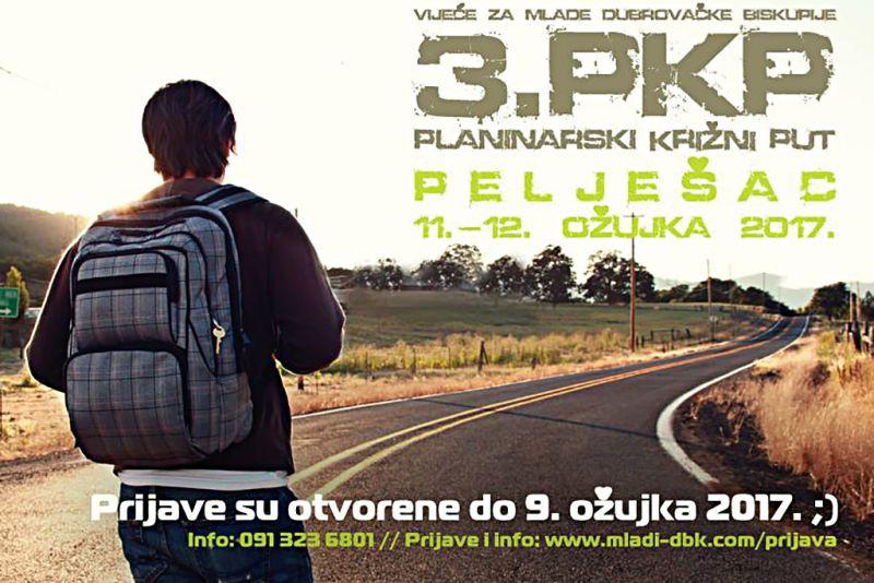Planinarski križni put mladih Dubrovačke biskupije ovog vikenda na sv. Iliji