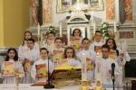Prvopričesnici u Pomoćnici kršćana