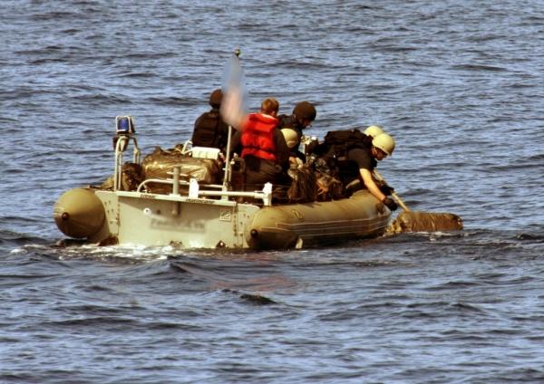 Morska 'žetva marihuane' - SAD