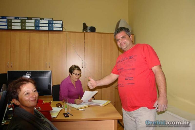 Kristijan Marelić, nositelj liste SDP-a za MO Orebić