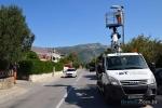 Postavljanje novih uličnih rasvjetnih tijela u Orebiću