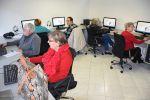 U informatičkoj učionici 'Infolibra'