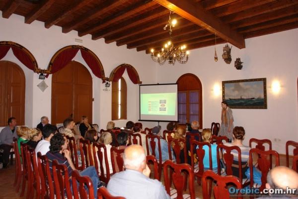 Predavanje o korištenju sredstava iz EU fondova u Orebiću