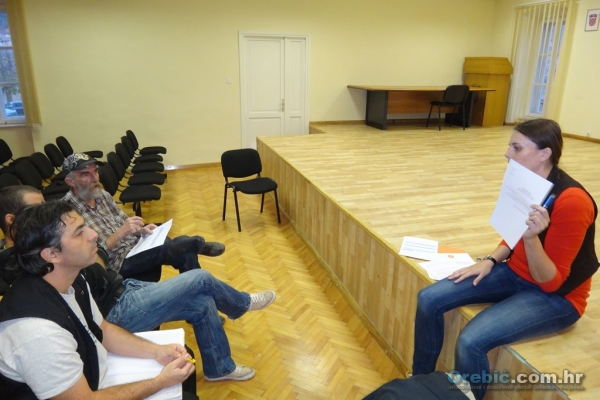 Svi sudionici današnje edukacije u istom kadru (osim jednog koji je fotografirao)