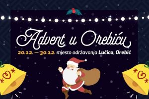 Adventska događanja u Orebiću