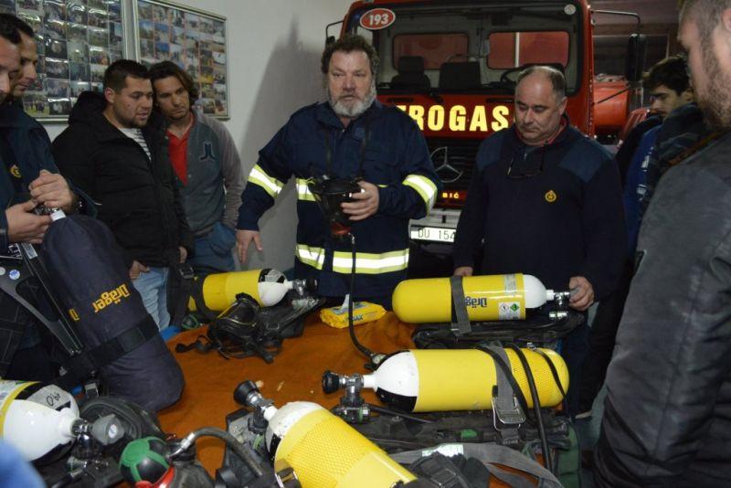 Edukacija o zaštiti vatrogasaca na intervenciji u zatvorenom prostoru