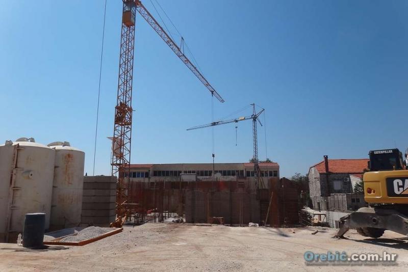 Škola u izgradnji