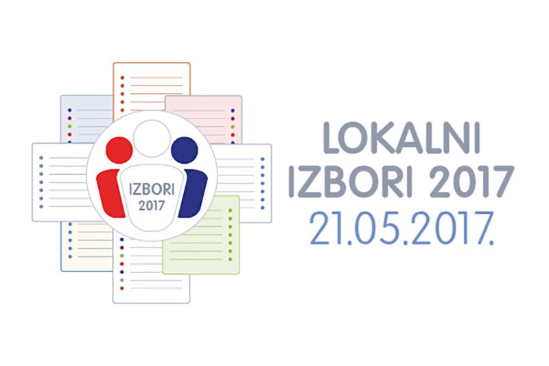 Lokalni izbori 2017. - radno vrijeme Općinskog izbornog povjerenstva